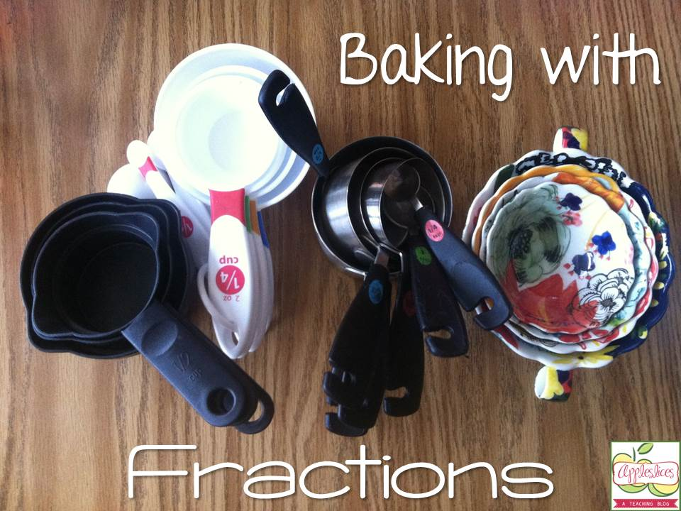 Baking with Fractions