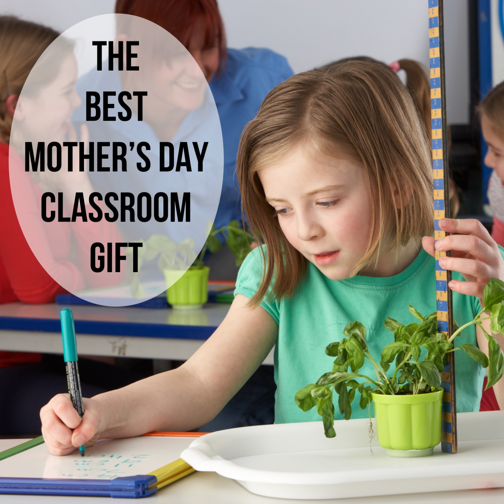 Making a Mother's Day Gift That's Also Educational