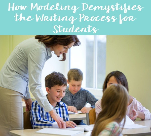 How to Demystify the Writing Process for Students