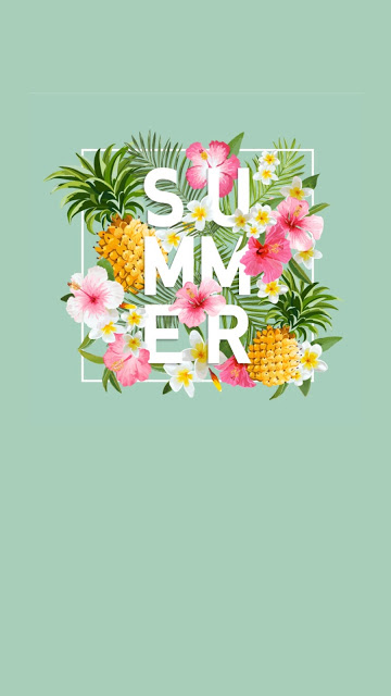 Summer Phone Background