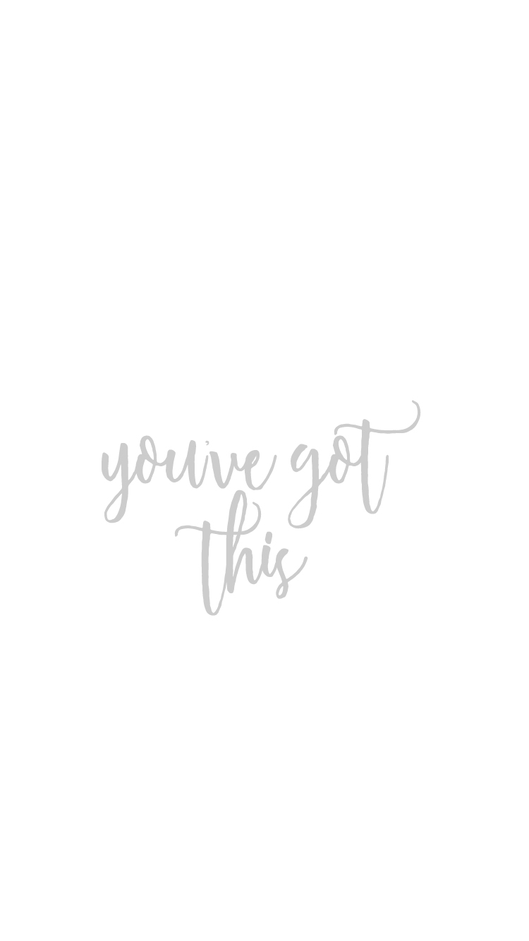Weekly Inspiration // You've Got This \\
