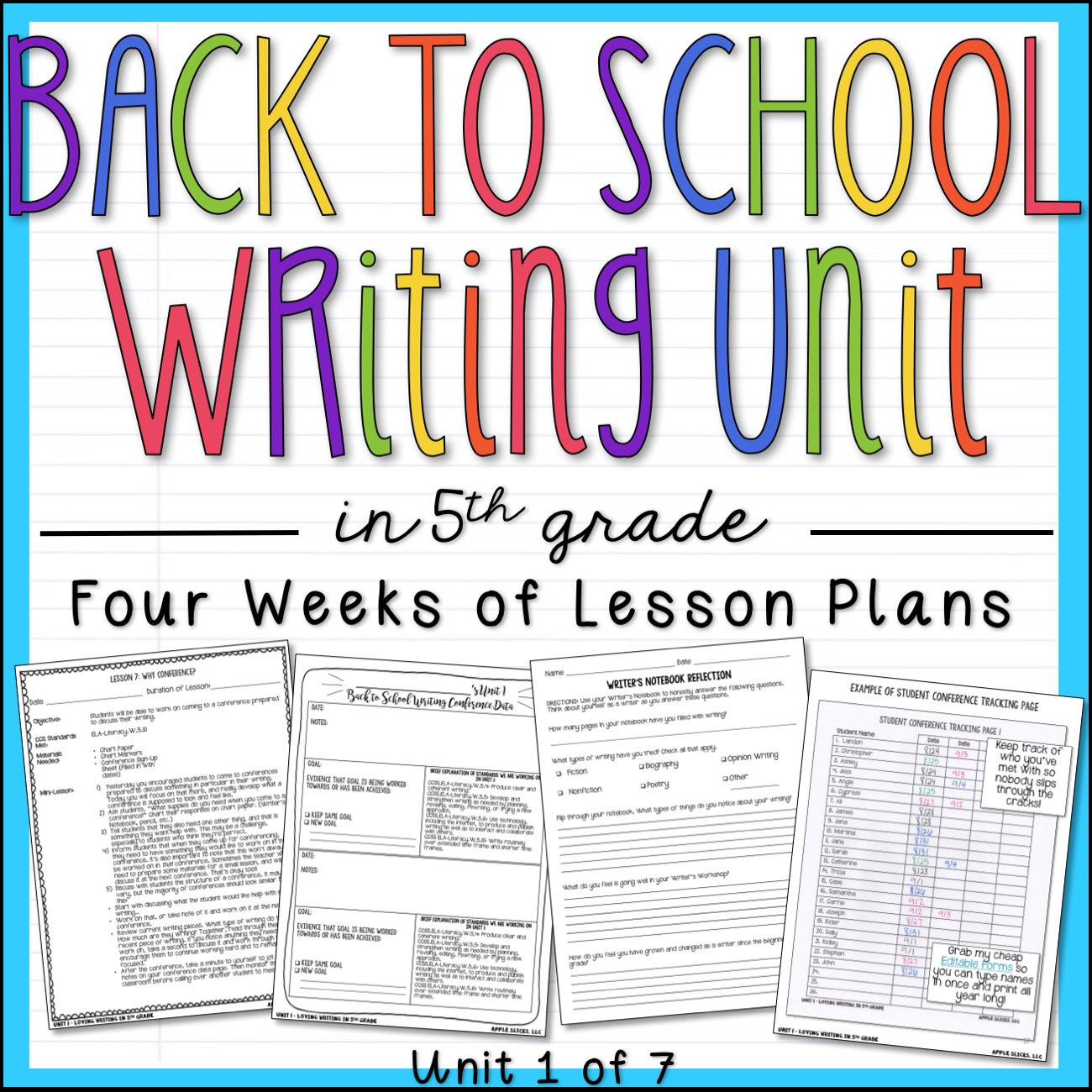 FAQ's | Upper Elementary Writer's Workshop and Year Long Curriculum