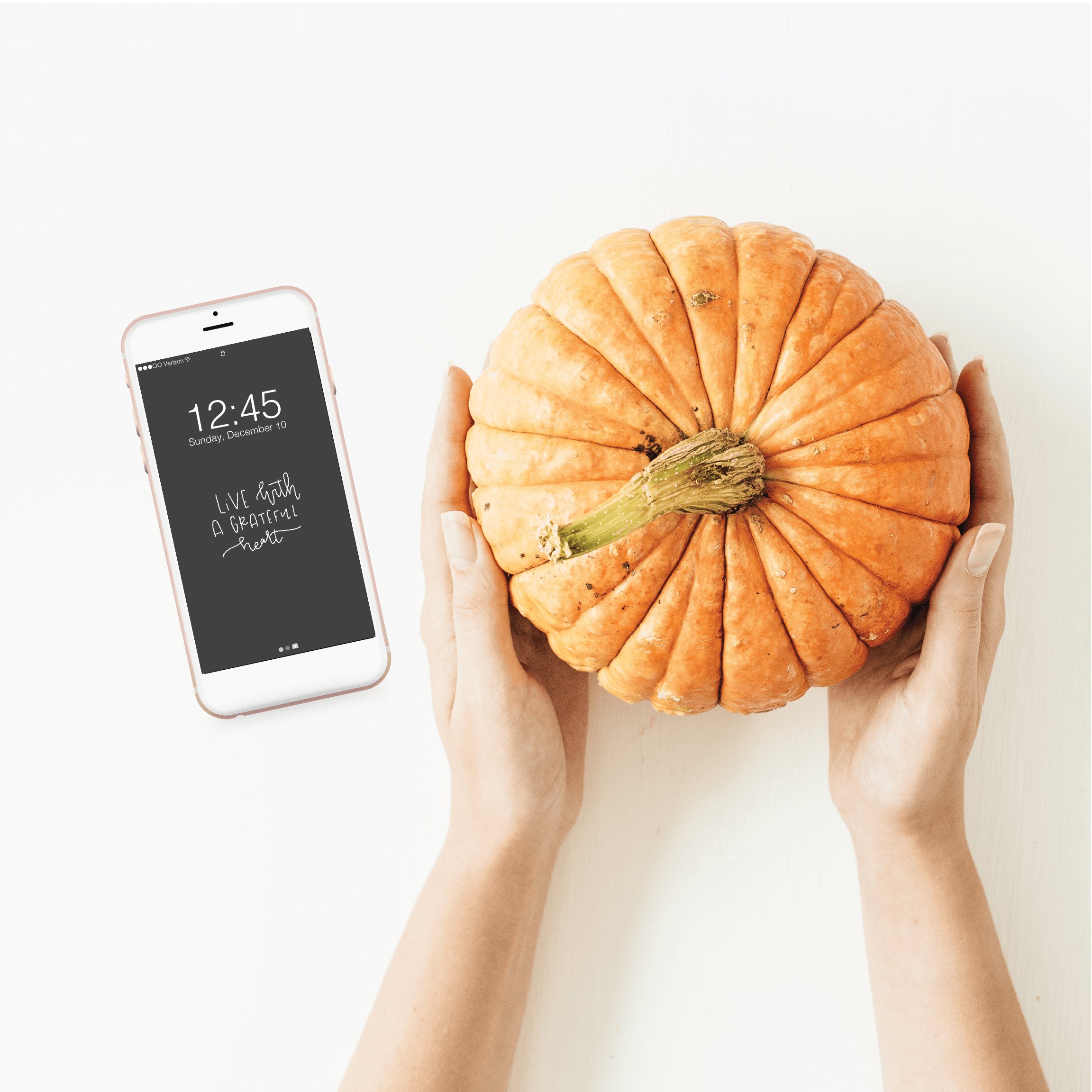 Free November iPhone Wallpaper | Weekly Inspiration
