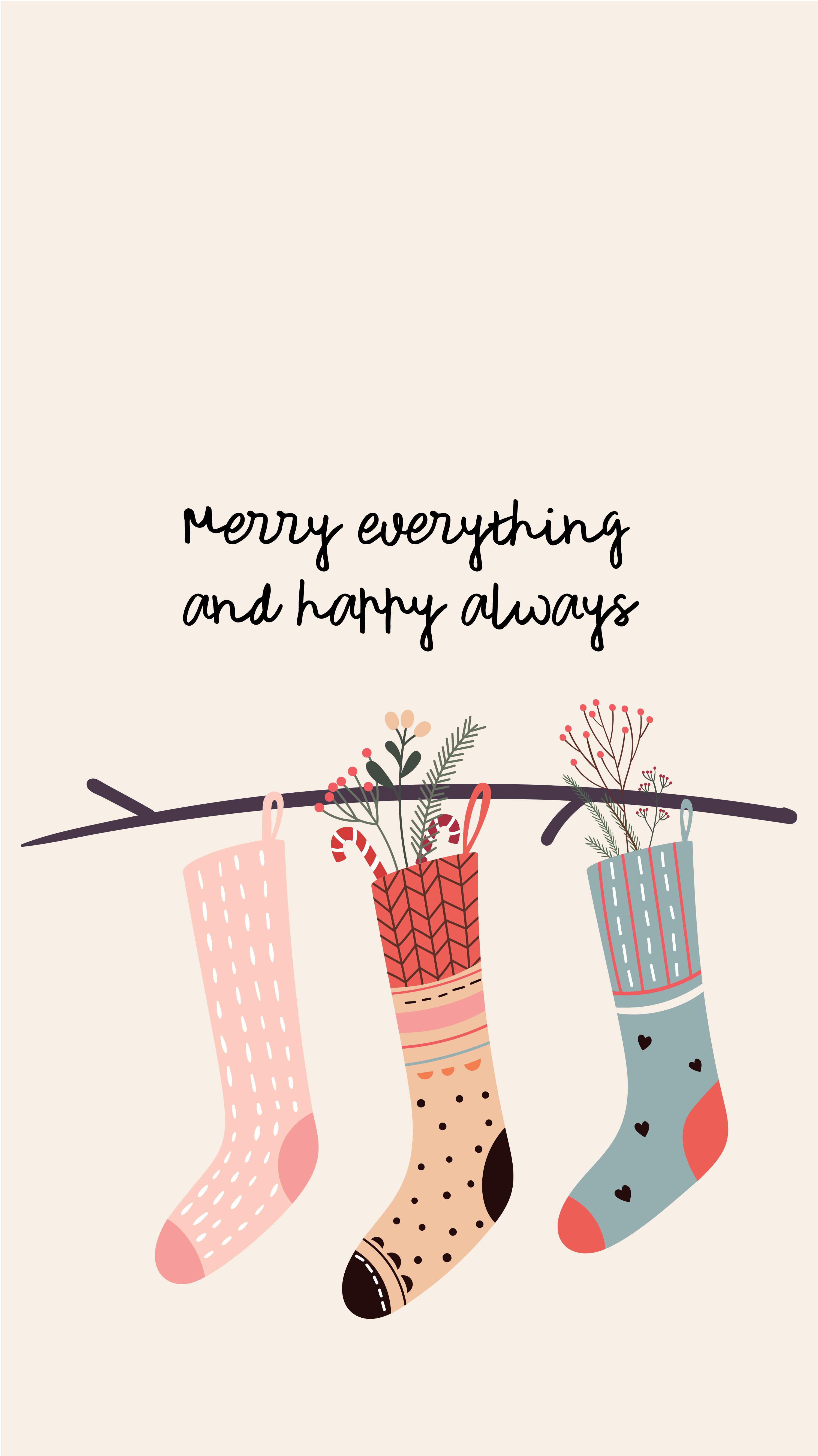 Merry Everything and Happy Always | Weekly Inspiration