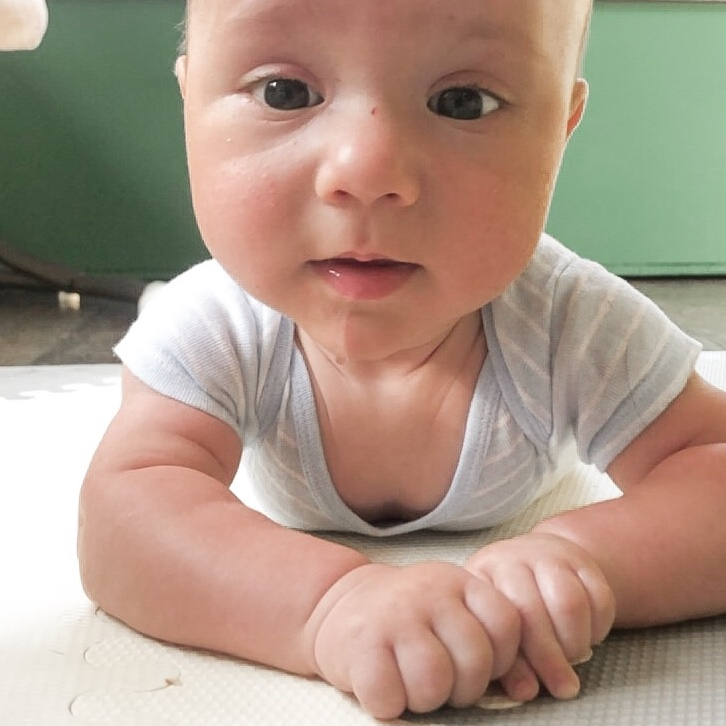 How to Make Time For Tummy Time and Why it is Important