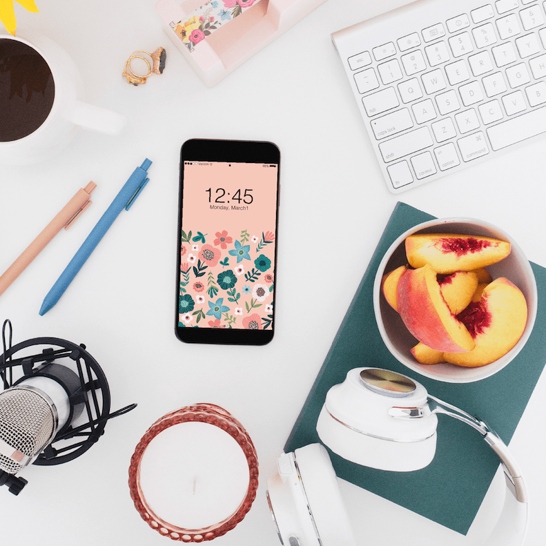 Gorgeous Free Phone Wallpaper   Weekly Inspiration
